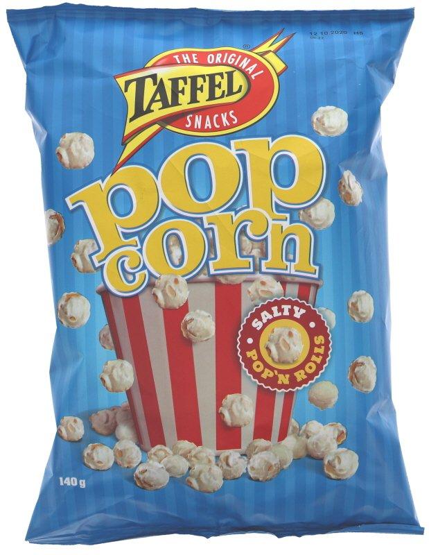 "Popcorn ""Salty"" 140g - 42% rabatt"