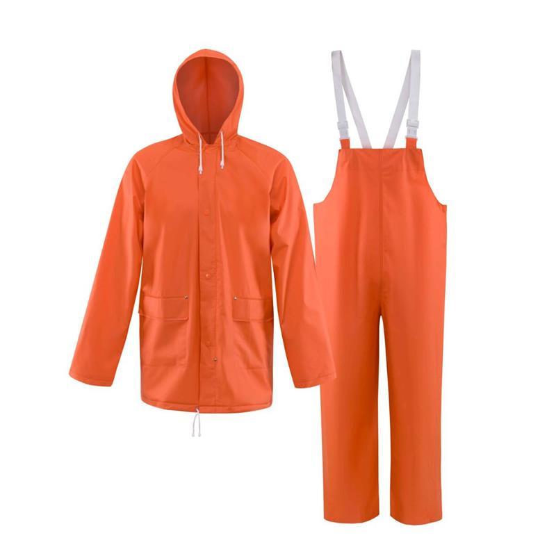 Aalesund Vatne Regndress L Orange