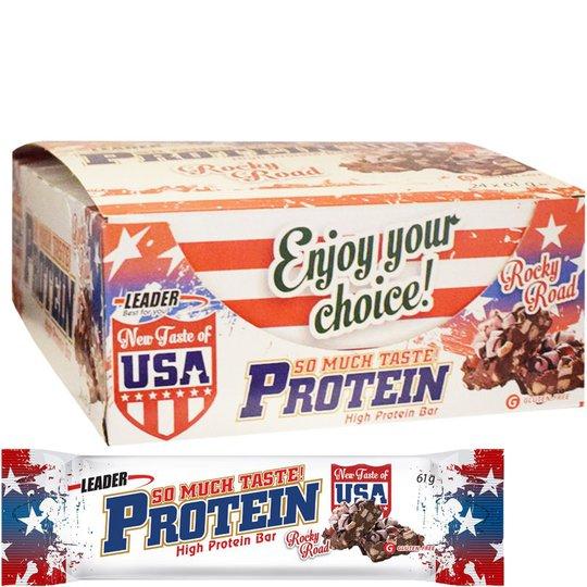Proteiinipatukoita Rocky Road 24kpl - 25% alennus