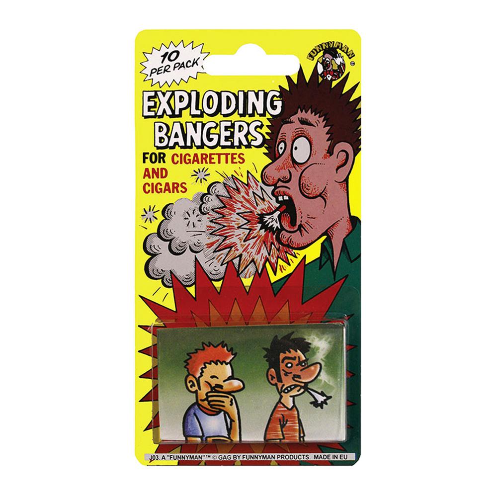 Exploderande Cigaretter - 10-pack