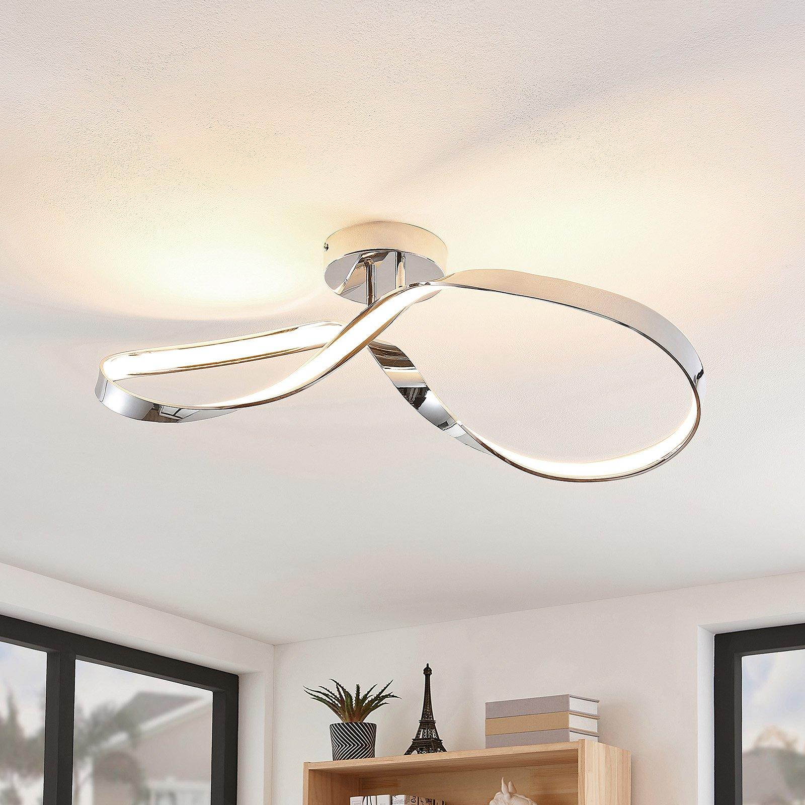 Lucande Xalia LED-taklampe