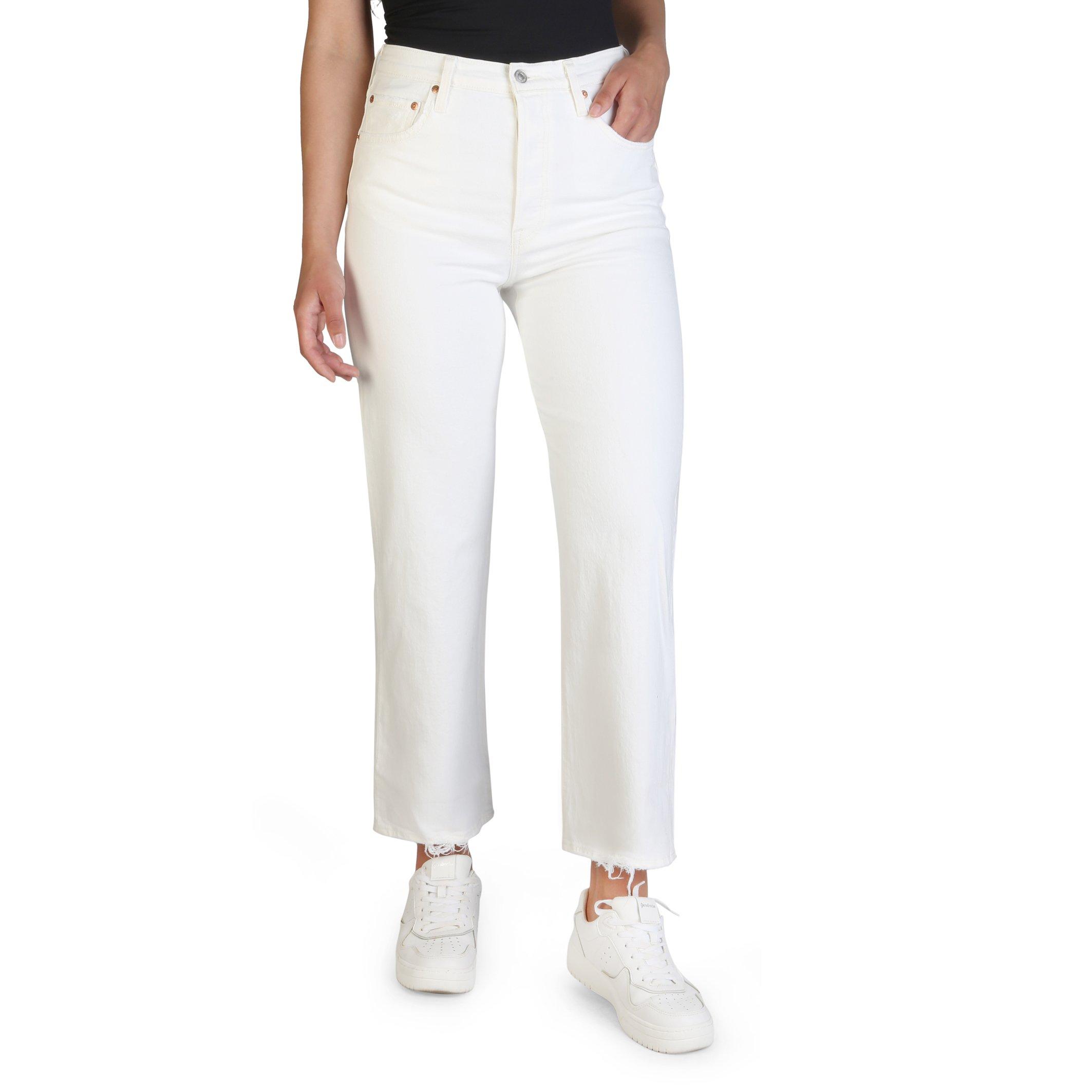 Levis Women's Jeans Various Colours 72693 - white 26