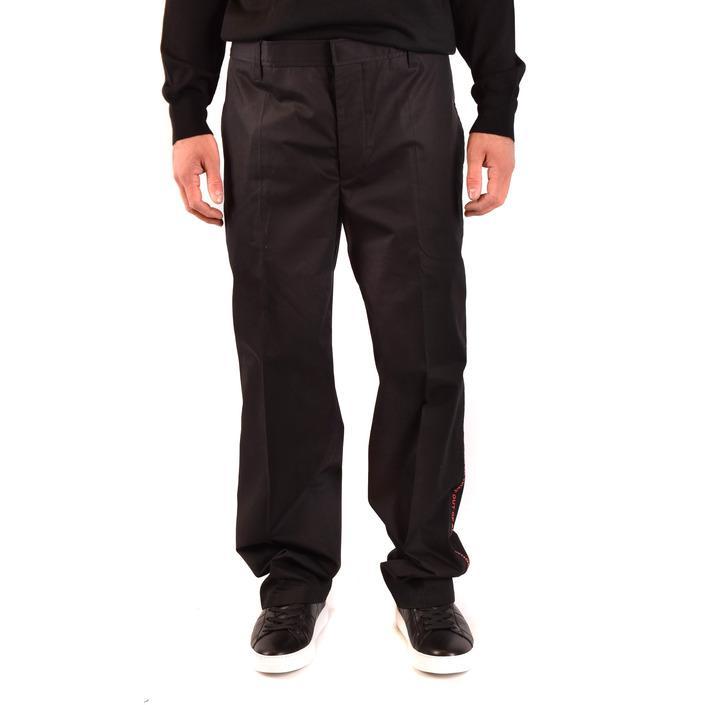 Burberry Men's Trouser Black 203779 - black 50