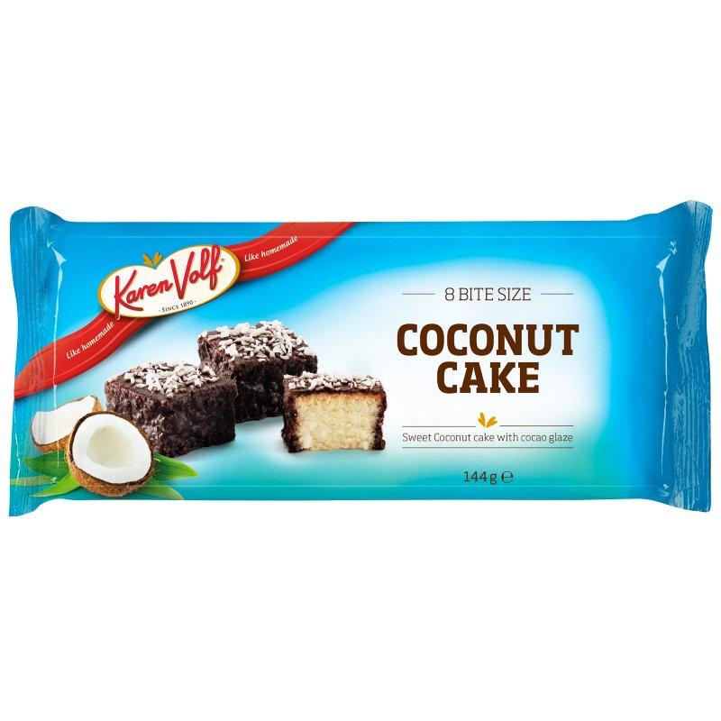 Kookoskakku 144 g - 39% alennus