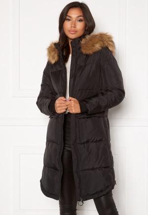 Happy Holly Patricia padded jacket Black 36/38