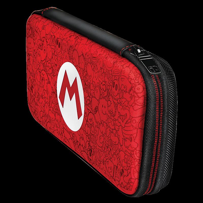 PDP Switch Starter Kit - Mario Remix Edition
