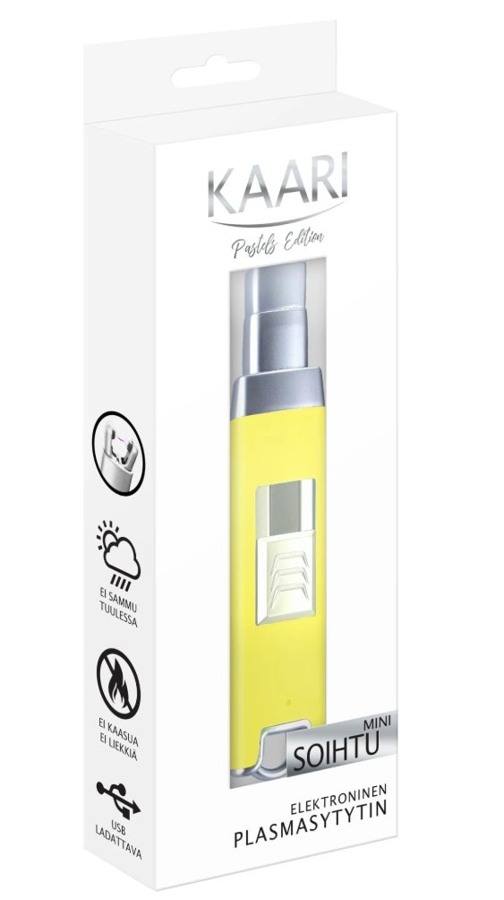 Soihtu Mini - Pastels Edition Yellow