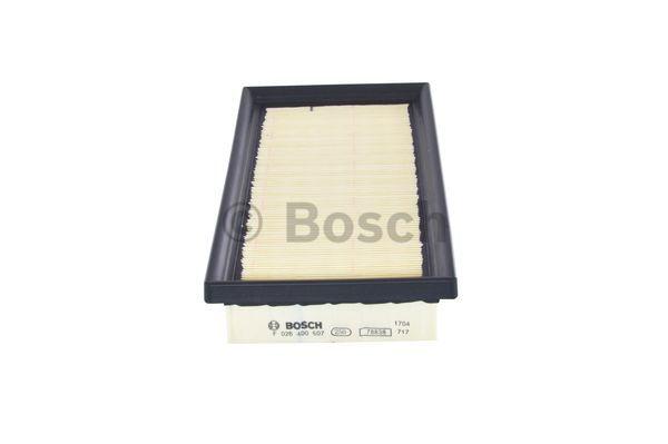 Ilmansuodatin BOSCH F 026 400 507