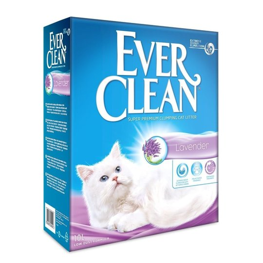 Ever Clean Lavender Kattsand (10 l)