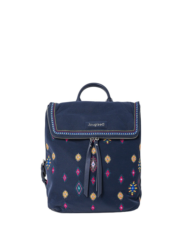 Desigual Women's Backpack Various Colours 319684 - blue UNICA