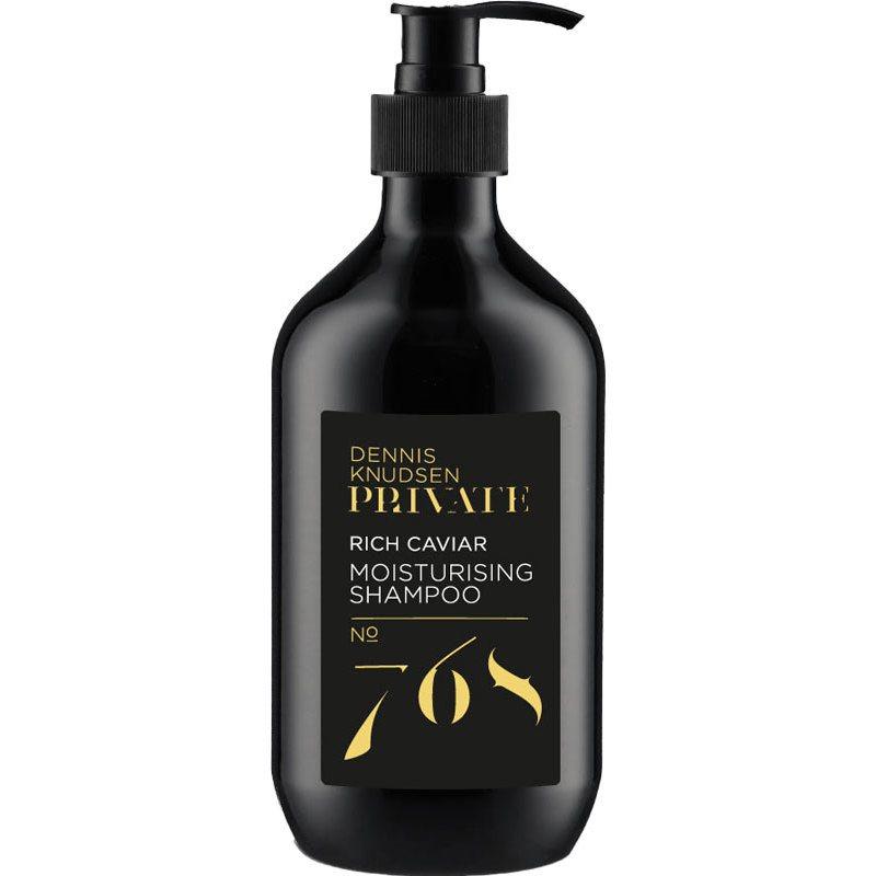 Dennis Knudsen PRIVATE - Rich Caviar Moisturizing Shampoo 500 ml