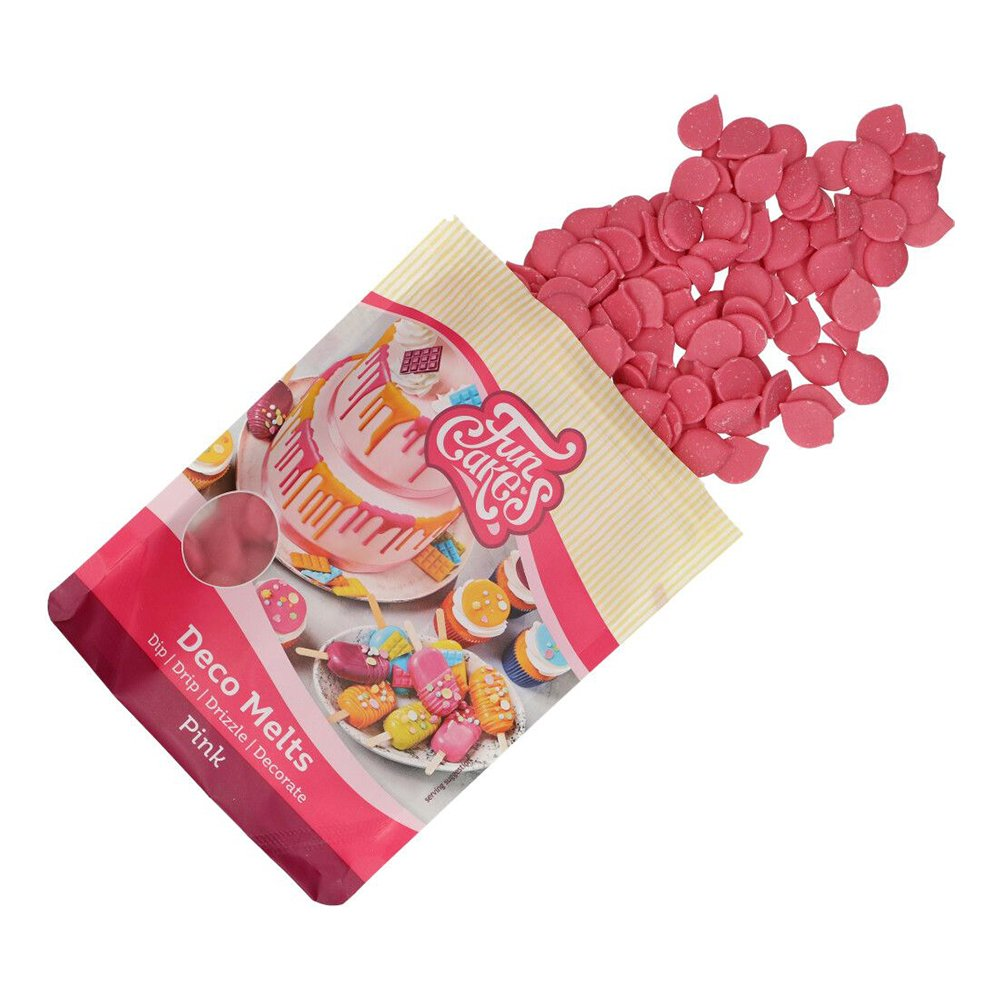 FunCakes Deco Melts - Rosa
