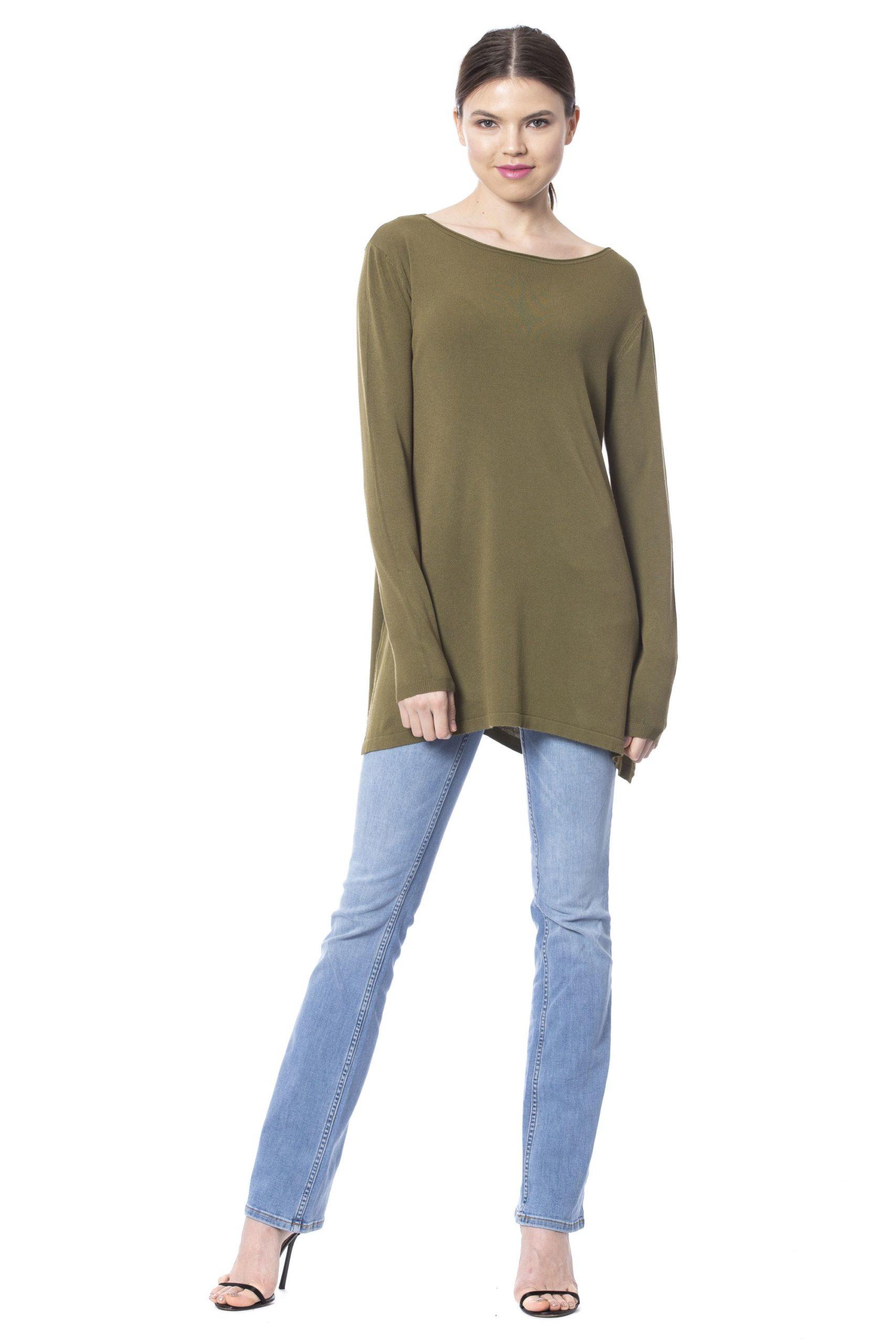 Silvian Heach Women's Sweater Green SI996672 - S