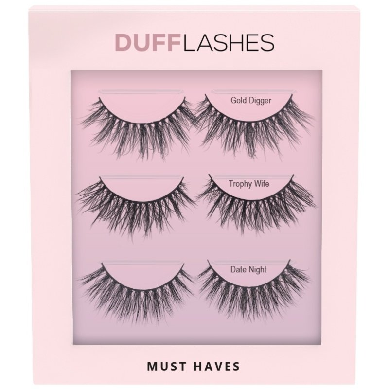 DUFFLashes - Must Haves