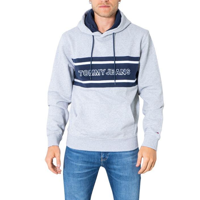 Tommy Hilfiger Jeans Men's Sweatshirt Various Colours 304984 - grey XL
