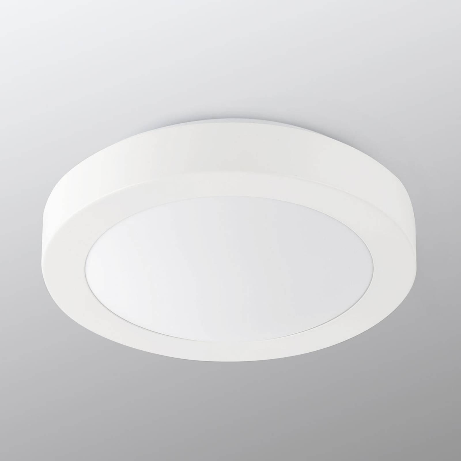 Pyöreä kylpyhuoneen kattovalaisin Logos, Ø 27 cm