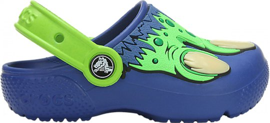 Crocs Fun Lab Clogs, Blue 19-20