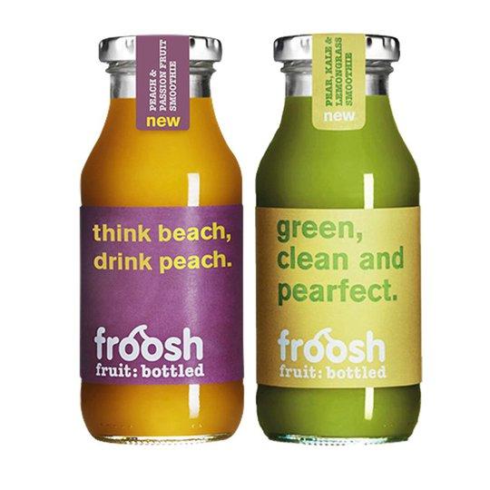 Froosh Smoothiet 2 x 250ml - 77% alennus