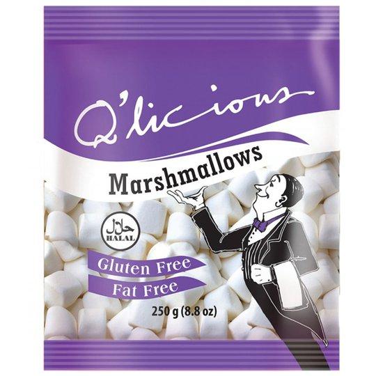 """Marshmallow """"Vanilla BBQ"""" 250g - 67% rabatt"""