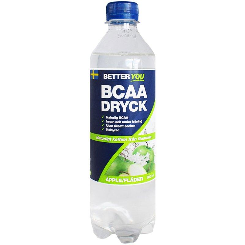 Dryck BCAA Äpple & Fläder 500ml - 59% rabatt