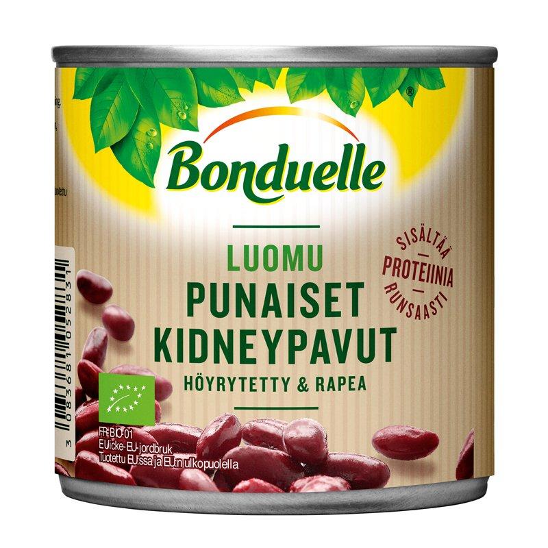 Luomu Punaiset Kidneypavut - 20% alennus
