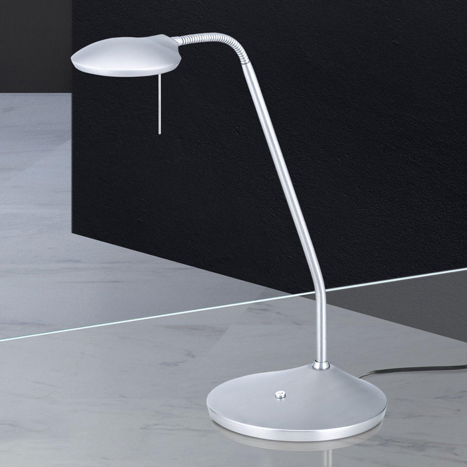 LED-bordlampe Cobra, justerbar lysfarge