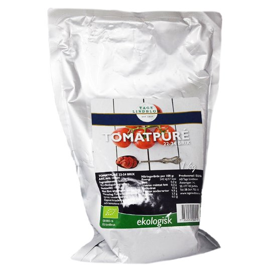 Tomatpuré 1kg - 50% rabatt