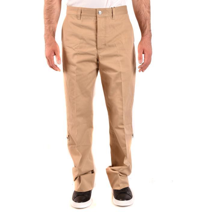 Burberry Men's Trouser Beige 204749 - beige 48