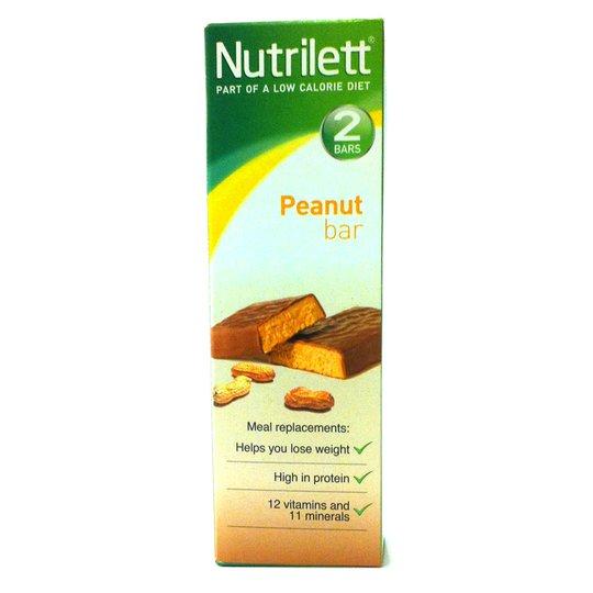 Nutrilett Peanut Bar - 36% rabatt