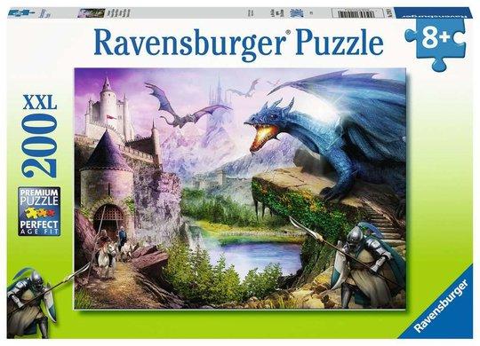 Ravensburger Puslespill Mountains of Mayhem 200 Brikker
