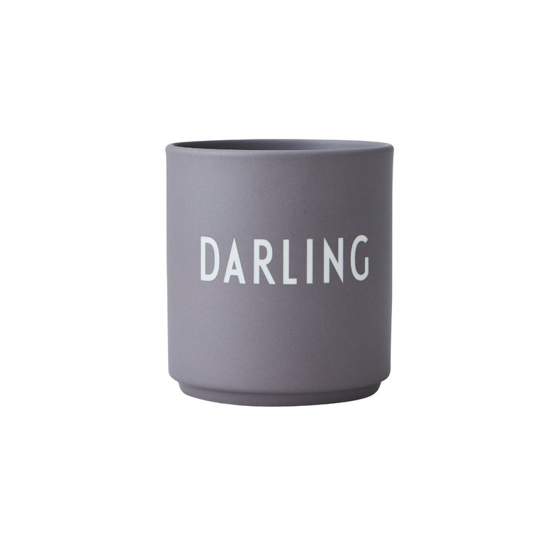 Design Letters - Favourite Cup - Darling (10101002PPLDARLING)