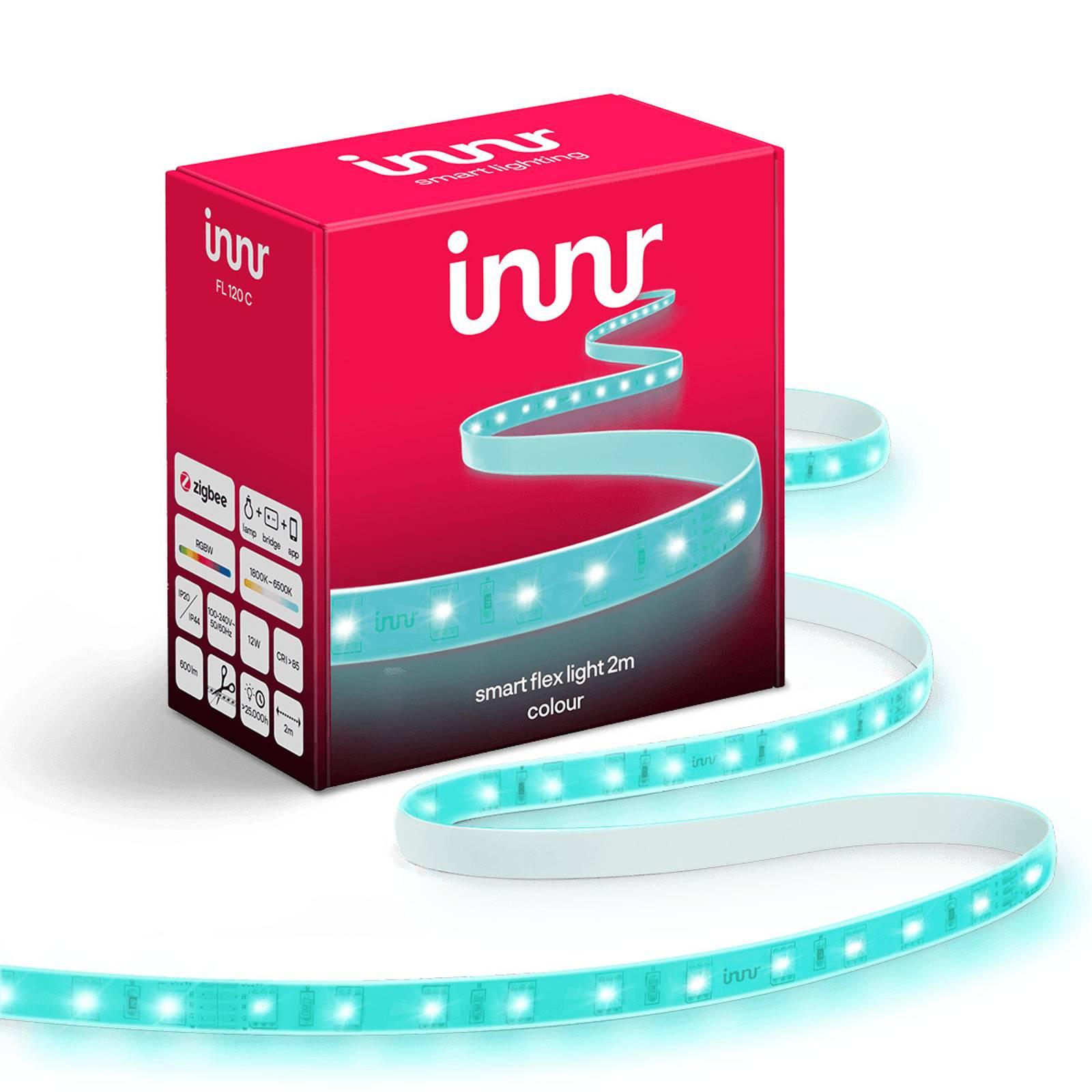Innr LED-nauha Flex Light RGBW, pistoke, 2 m