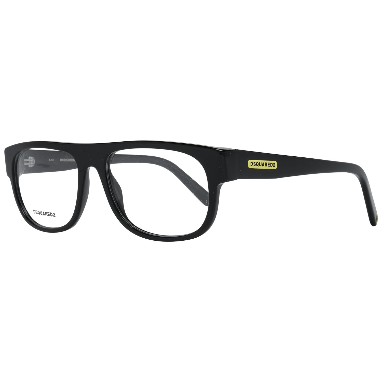 Dsquared² Men's Optical Frames Eyewear Black DQ5295 56001