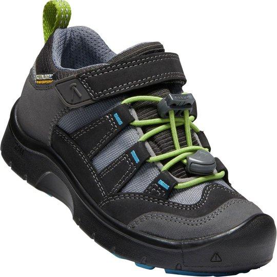 KEEN Hikeport WP Sneaker, Magnet/Greenery, 34
