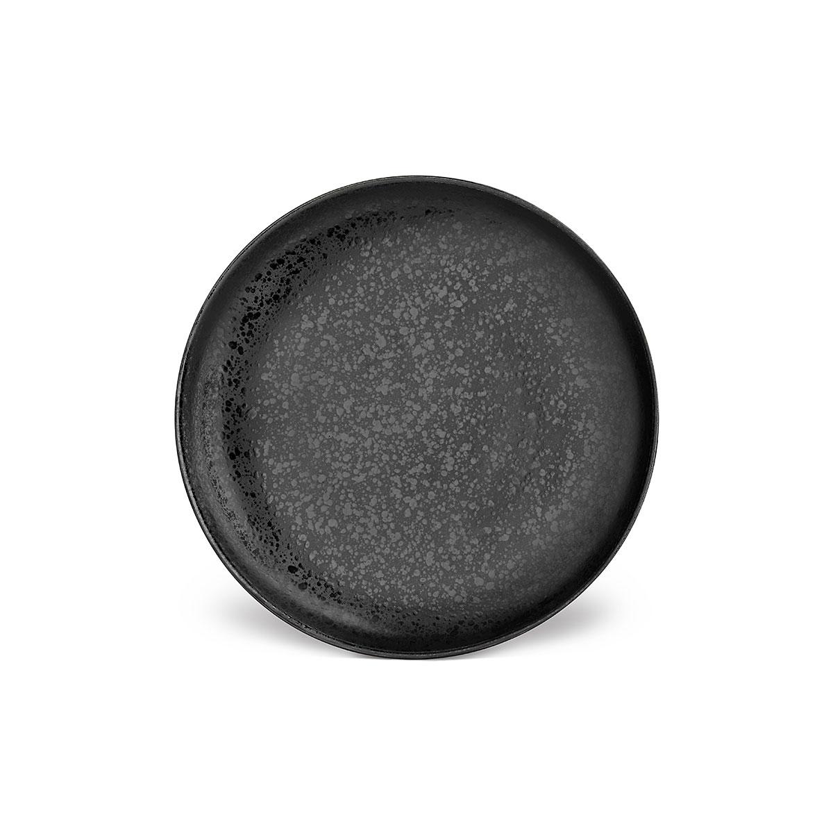 L'Objet I Alchimie Dinner Plate Black