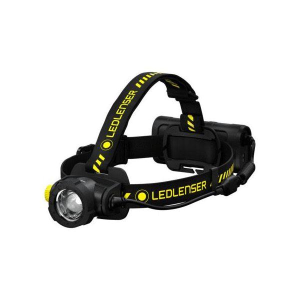 Led Lenser H15R Work Hodelykt 3 stk. lysfunksjoner, 2500 lm