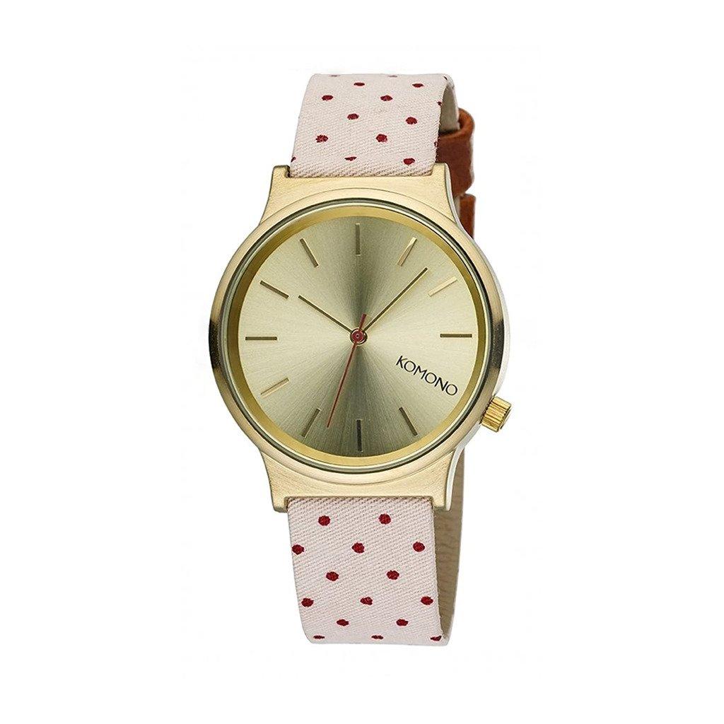 Komono Women's Watch Pink W1837 - pink NOSIZE