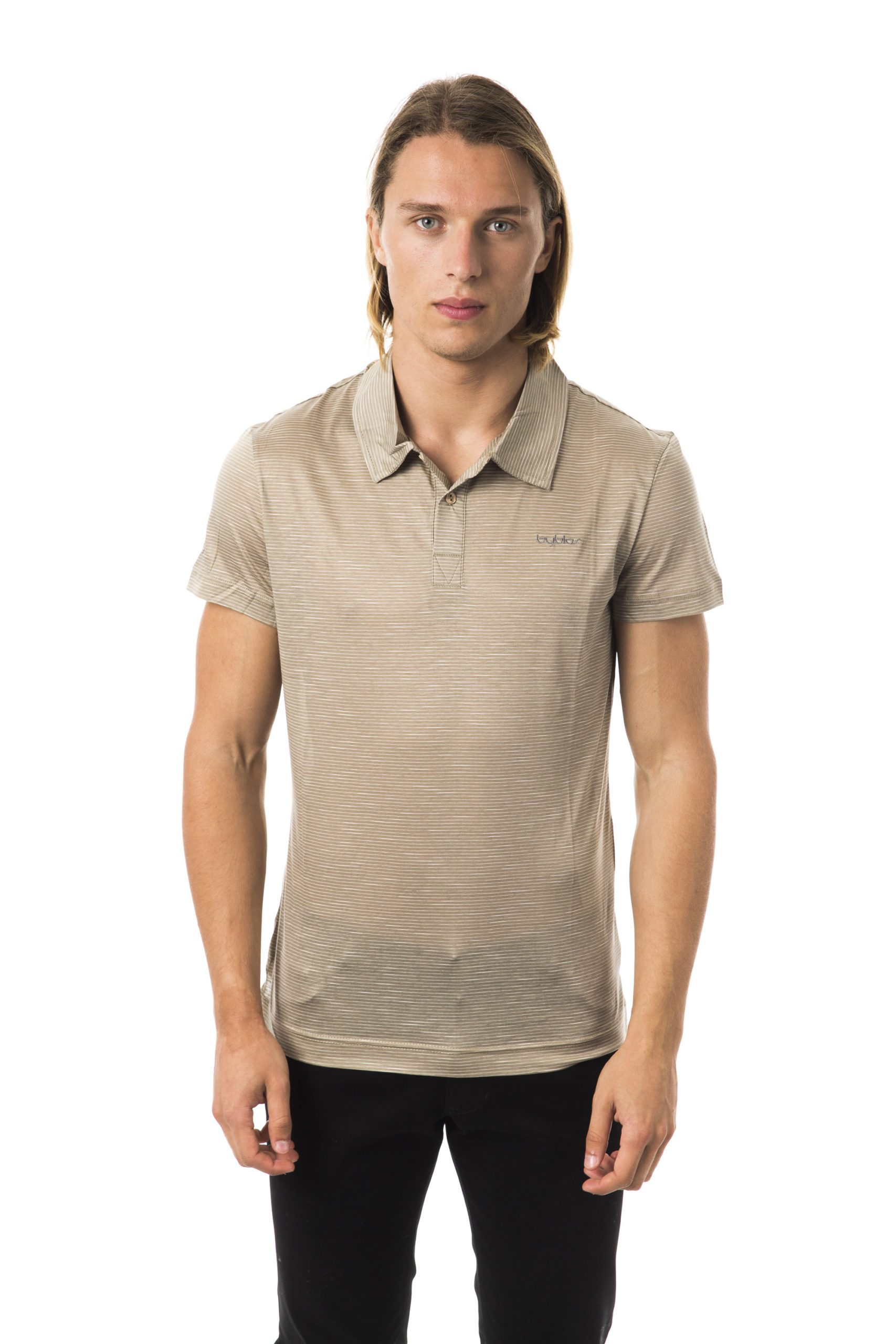 Byblos Men's Polo Shirt Gray BY997150 - XL