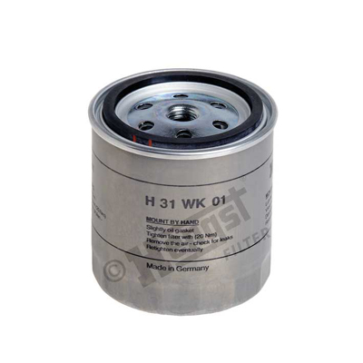 Polttoainesuodatin HENGST FILTER H31WK01
