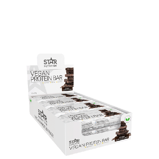 12 x Vegan Protein bar, 50 g