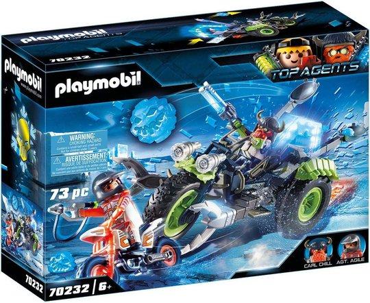 Playmobil 70232 Arctic Rebels Ice Trike