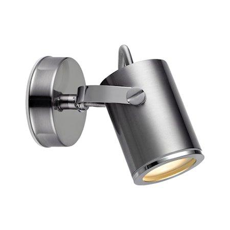 Lux Vegglampe Spot 1 Lys IP44