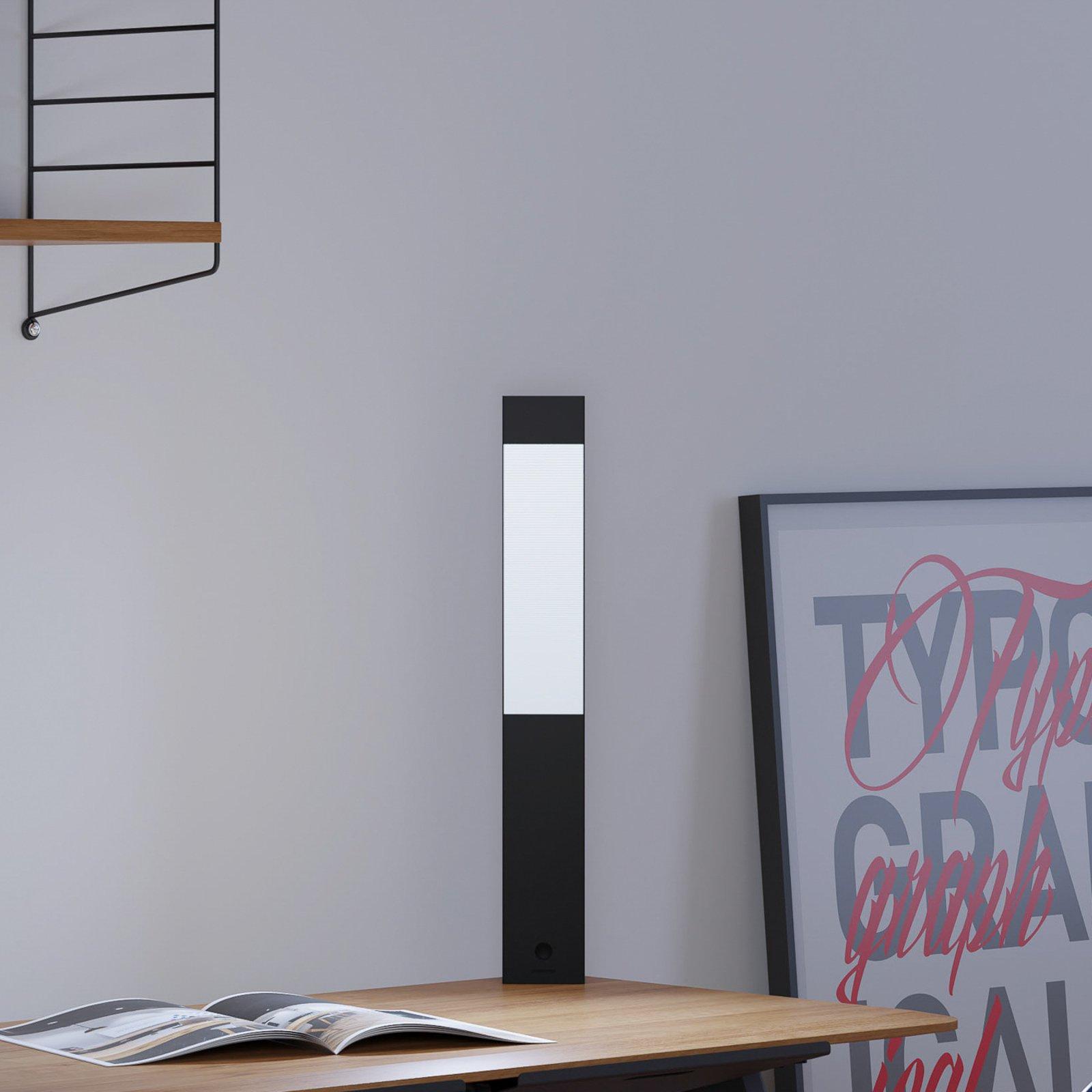 Regent Joker LED-bordlampe, svart