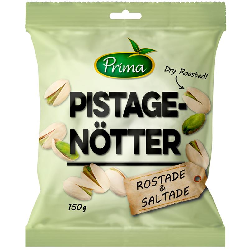 Pistagenötter Rostade & Saltade - 27% rabatt