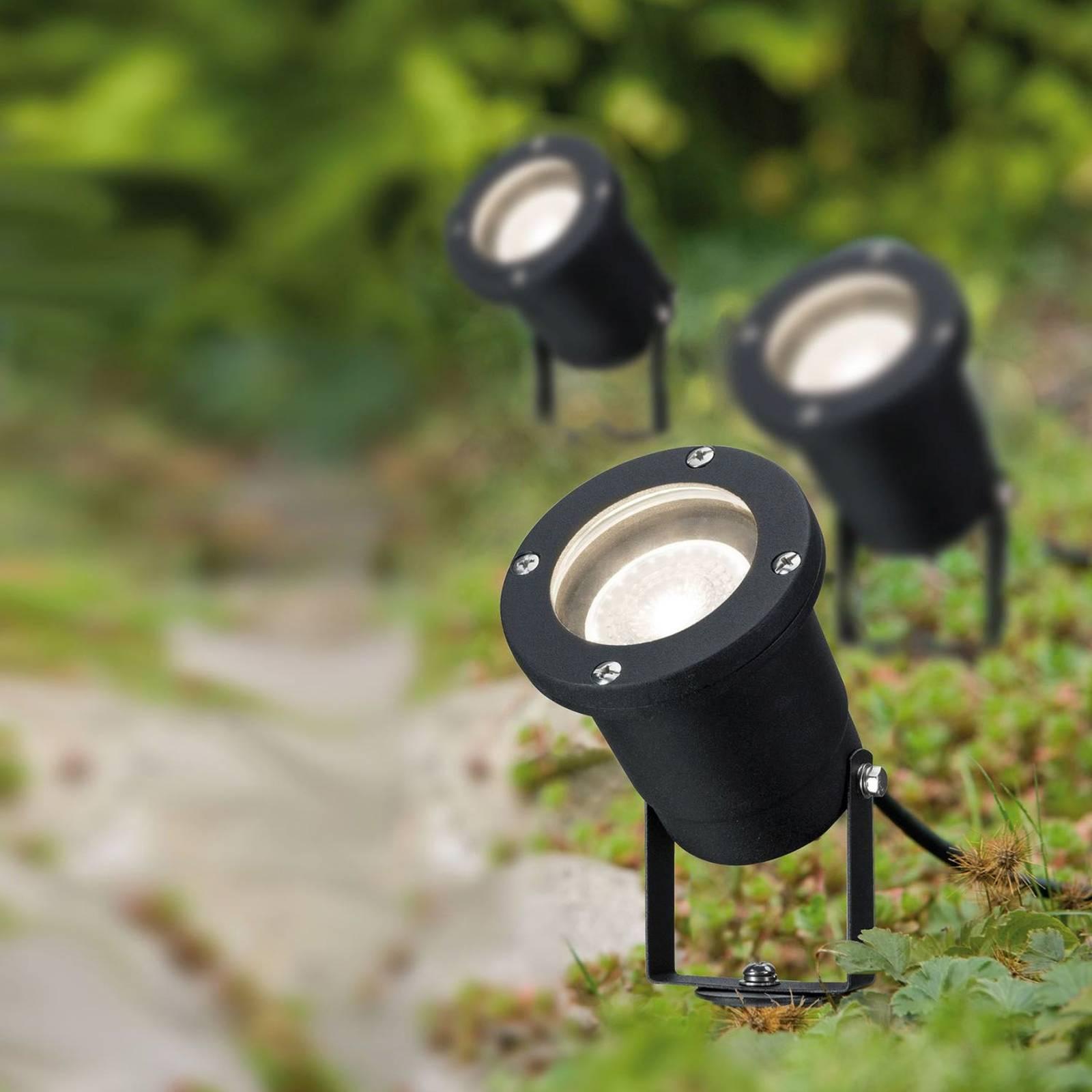Paulmann Special Line -LED-maapiikkivalo, 3 kpl