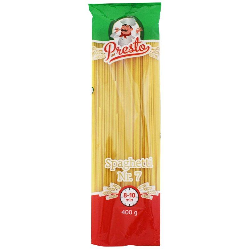 Spagetti - 20% alennus
