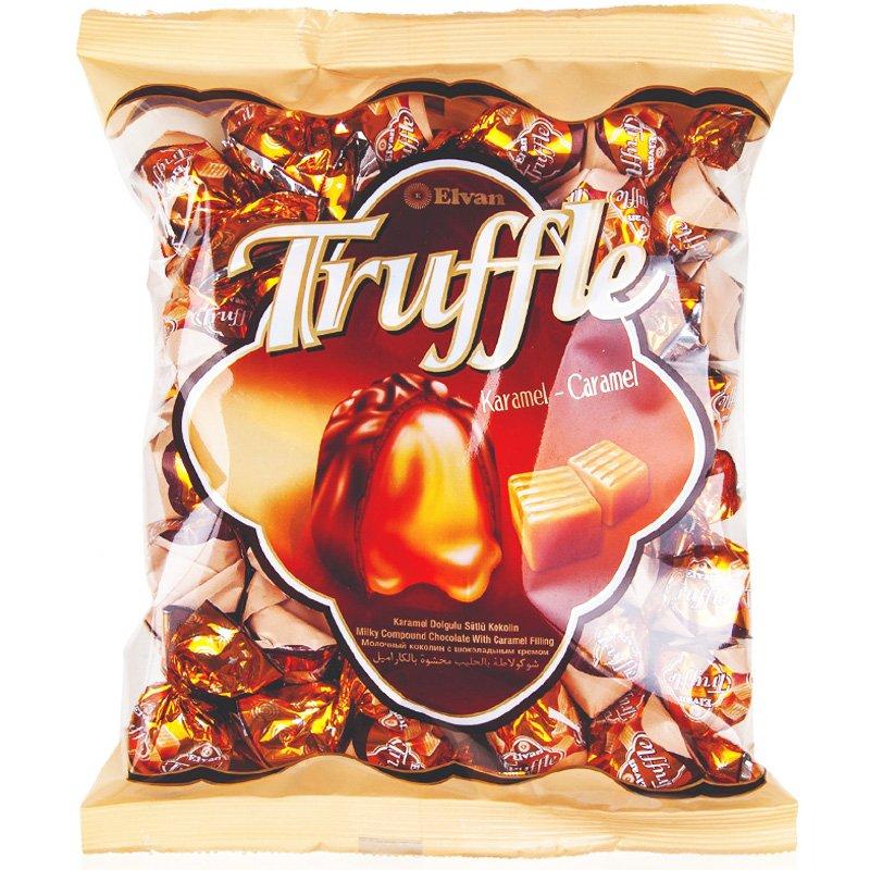 Tryffel Karamell - 80% rabatt