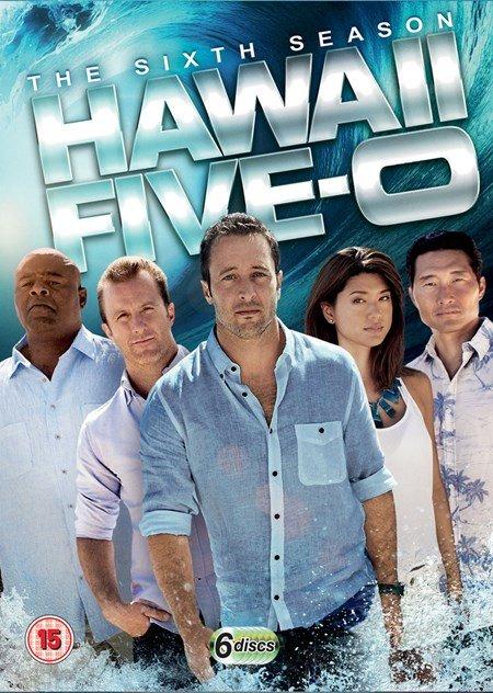 Hawaii Five-0 - Season 6 - DVD