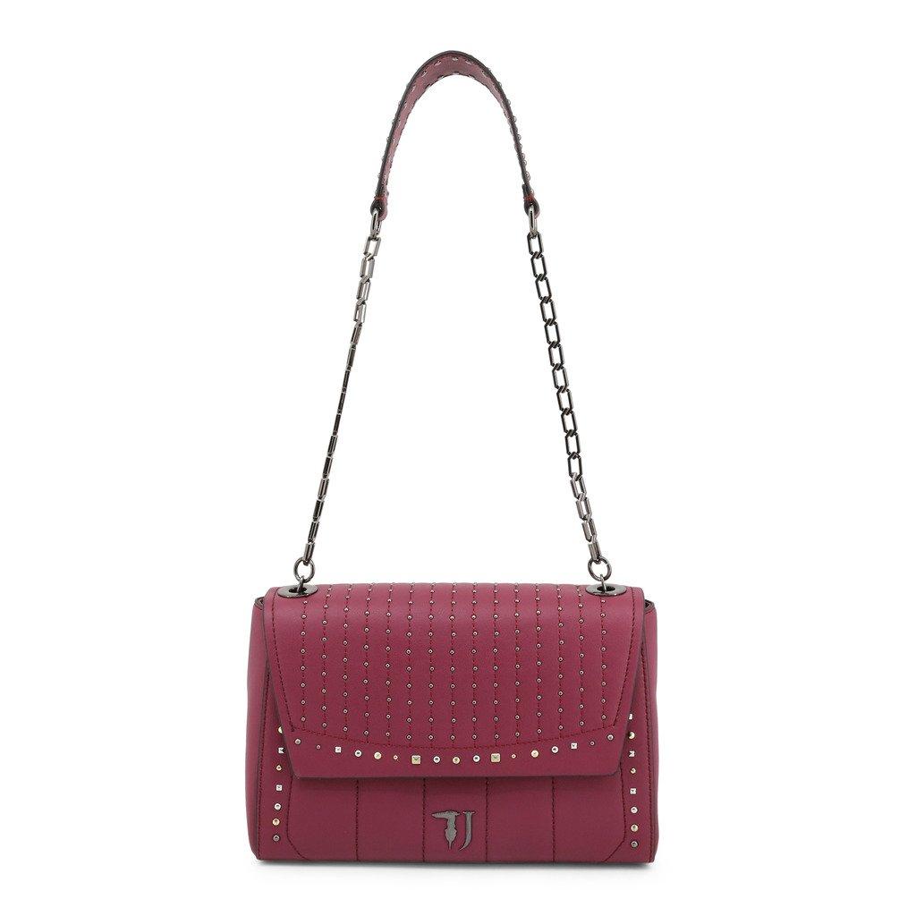Trussardi Women's Shoulder Bag Various Colours CURCUMA_75B00509 - violet NOSIZE