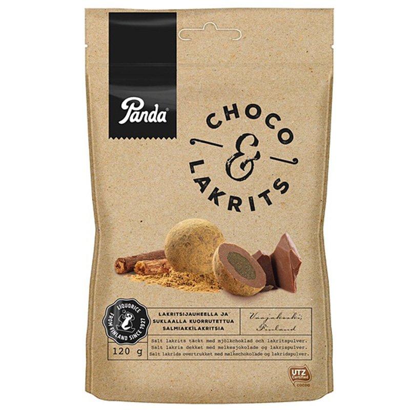 Makeispussi Choco & Lakrits - 18% alennus
